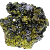 Magnetite & Diopside With Andradite & Epidote