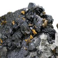 Sphalerite & Fluorite