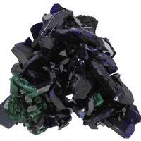 Azurite & Azurite Psm Malachite
