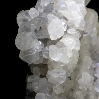 Calcite & Jamesonite