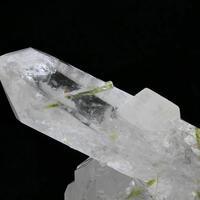 Elbaite & Quartz