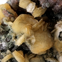 Calcite Pyrite & Quartz