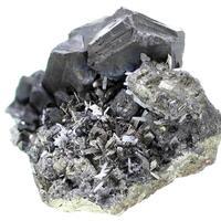 Sphalerite Arsenopyrite & Pyrite