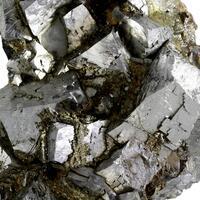 Arsenopyrite & Pyrite