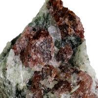 Omphacite & Garnet