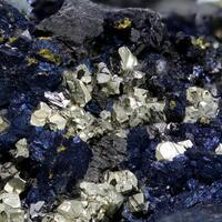 Chalcopyrite Sphalerite & Pyrite