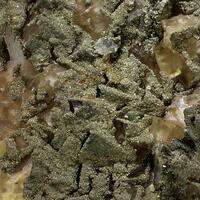Fluorite & Marcasite