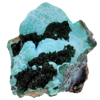 Malachite & Chrysocolla