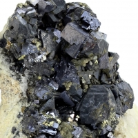 Galena Sphalerite Chalcopyrite & Siderite