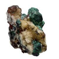 Malachite Psm Cuprite & Calcite