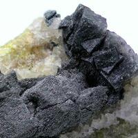 Chloanthite Psm Fluorite