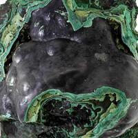Malachite Goethite & Chrysocolla