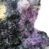 Eudialyte Arfvedsonite & Rosenbuschite