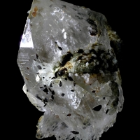 Quartz With Siderite