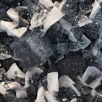 Fluorite Dolomite & Hematite