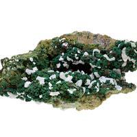 Duftite Bayldonite & Hydrocerussite