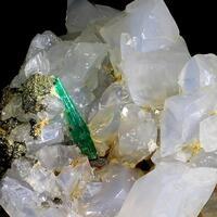 Emerald & Dolomite