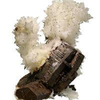 Pyrrhotite & Calcite