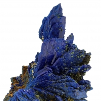 Azurite & Smithsonite