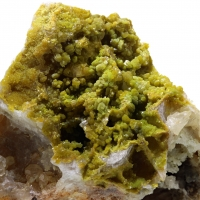 Pyromorphite With Cerussite