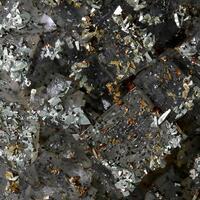 Fluorite Marcasite & Sphalerite