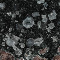 Specularite Fluorite & Quartz