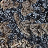 Sphalerite & Ankerite