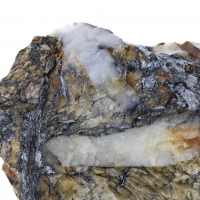 Jamesonite & Siderite