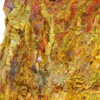 Orpiment With Getchellite & Realgar