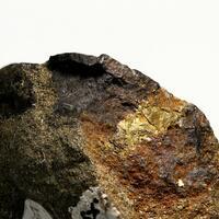 Petzite & Chalcopyrite