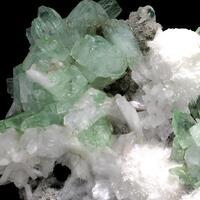 Apophyllite Okenite & Stilbite