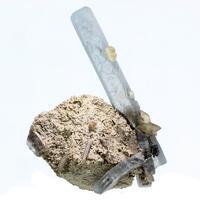 Celestine & Calcite