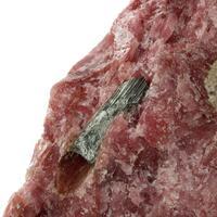 Löllingite & Rhodonite