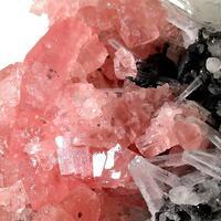 Rhodochrosite Tennantite & Quartz