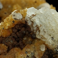 Native Copper Calcite & Quartz