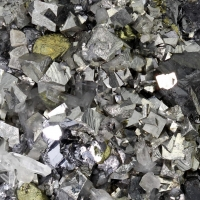 Arsenopyrite Sphalerite Chalcopyrite Galena & Quartz