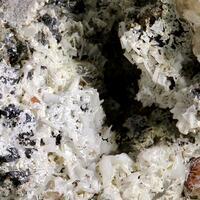 Baryte & Sphalerite