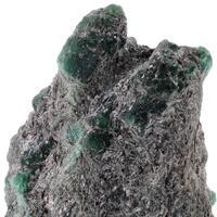 Emerald & Schist