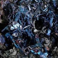 Chalcocite & Tennantite