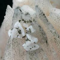 Manganoan Calcite Pyrite & Dolomite