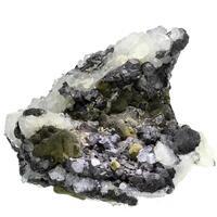 Galena Tetrahedrite & Chalcopyrite