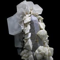 Calcite Dolomite & Quartz