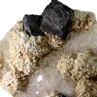 Fluorite Baryte & Galena