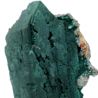 Cuprian Smithsonite Psm Azurite