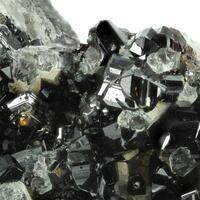 Cassiterite & Quartz