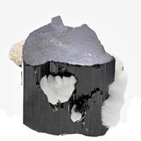 Tourmaline Tantalite-(Mn) & Lepidolite