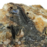 Wolframite & Sphalerite