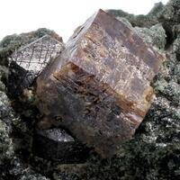 Perovskite & Magnetite