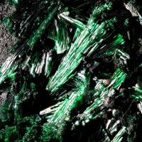 Brochantite & Heterogenite