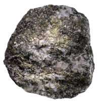 Pyrite Cobaltite & Calcite